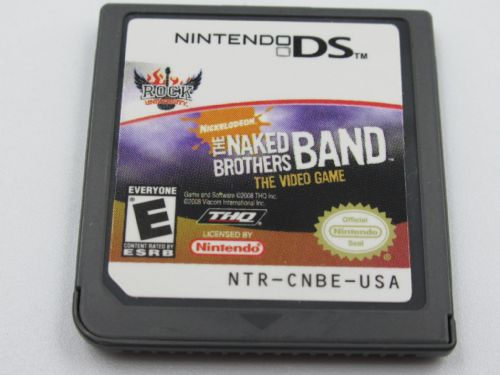 The Naked Brothers Band (Nintendo DS)